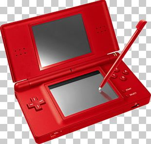 Nintendo DS Lite Nintendo 3DS Video Game Consoles Video Games PNG
