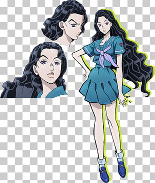 Yukako Yamagishi Josuke Higashikata JoJo's Bizarre Adventure: Diamond Is Unbreakable Chapter I JoJo's Bizarre Adventure: Diamond Is Unbreakable Chapter I PNG
