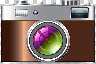 Photographic Film Digital Cameras Camera Lens PNG