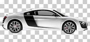 2011 Audi R8 Sports Car 2018 Audi R8 PNG
