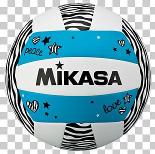 Beach Volleyball Mikasa Sports Water Polo Ball PNG