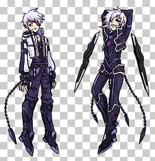 Elsword Character Fan Art Anime Fiction PNG