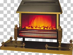 Fireplace Electricity Heat Stove PNG