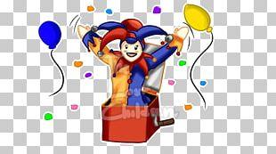 Clown Illustration Human Behavior PNG