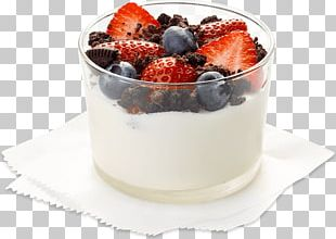 Parfait Chocolate Chip Cookie Chick-fil-A Yoghurt Food PNG