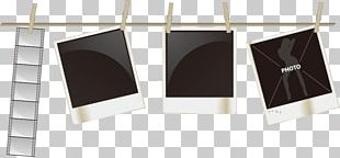Photographic Film Negative Reel PNG