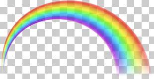 Rainbow Sky PNG