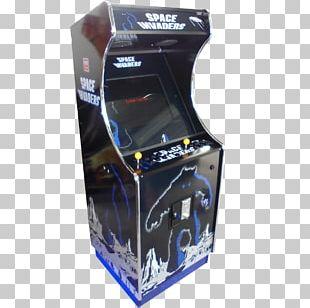 Space Invaders Video Game Arcade Game Home Game Console Accessory PNG