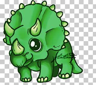 Baby Triceratops Tyrannosaurus Pachycephalosaurus Dinosaur PNG