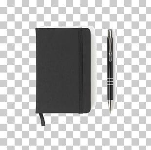 Notebook Laptop Office Supplies Ballpoint Pen Promotional Merchandise PNG