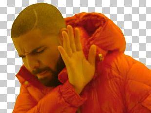 Drake Internet Meme Rapper PNG