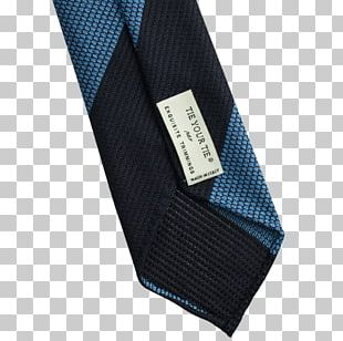 Necktie Electric Blue PNG