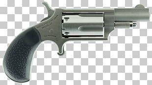 Revolver .22 Winchester Magnum Rimfire Firearm Trigger Gun Barrel PNG