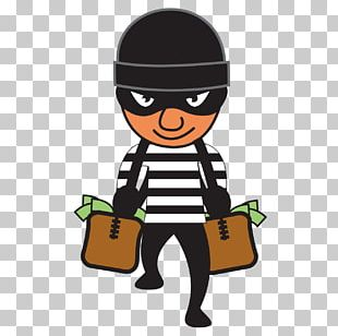 Theft Robbery Cartoon PNG