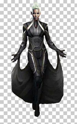 Storm Apocalypse Magneto Professor X Wolverine PNG