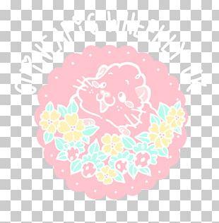 Pink M Circle RTV Pink PNG