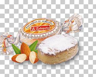 Polvorón Almond Meal Lebkuchen Shortbread PNG