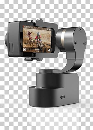 YI Technology YI 4K Action Camera Gimbal 4K Resolution YI Technology YI 4K+ Action Camera PNG