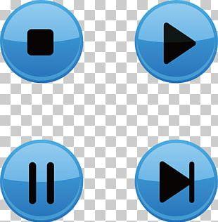 Euclidean Button Icon PNG