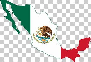 Flag Of Mexico National Flag PNG