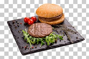 Patty Hamburger Cheeseburger Fast Food Barbecue PNG