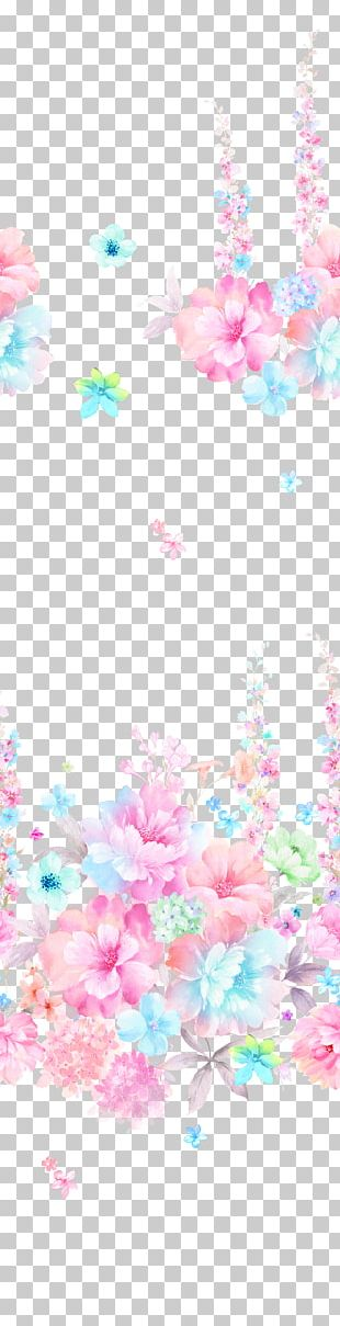 Painting Flowers Watercolor Painting Graphic Design PNG