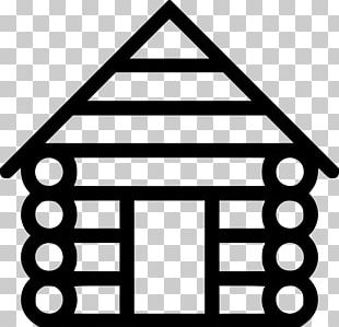 Computer Icons Log Cabin Cottage PNG