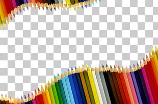 Colored Pencil Drawing Crayola PNG