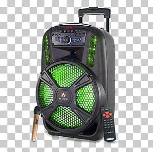 Loudspeaker Microphone Wireless Speaker Sound Powered Speakers PNG