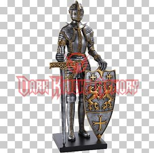 Late Middle Ages Plate Armour Knight PNG