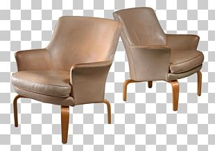 Club Chair Eames Lounge Chair Table Couch PNG