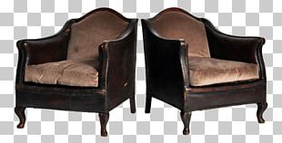 Club Chair Loveseat Couch Furniture PNG