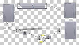 Line Angle Technology PNG