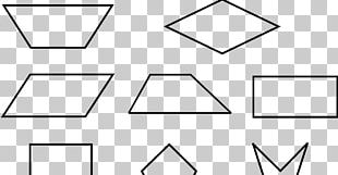 Triangle Mathematics Area Parallelogram Trapezoid PNG