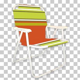 Chair Garden Furniture Plastic Armrest PNG