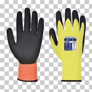 Cut-resistant Gloves Portwest Personal Protective Equipment High-visibility Clothing PNG