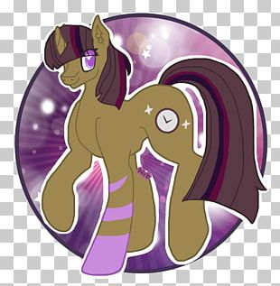 Horse Cartoon Legendary Creature Yonni Meyer PNG