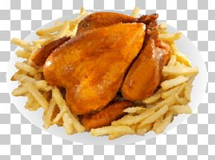 Roast Chicken French Fries Fish And Chips Fried Chicken PNG
