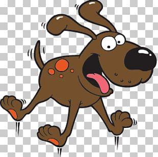 Dog Puppy Funny Animal Cartoon PNG