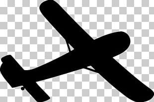 Airplane Aircraft Silhouette PNG