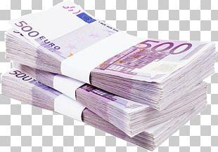 500 Euro Note Loan Finance Money Bond Market PNG