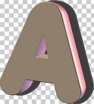 Alphabet Letter Font PNG