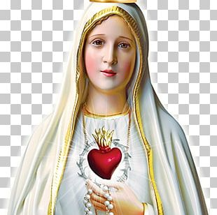 Immaculate Heart Of Mary Our Lady Of Fátima Veneration Of Mary In The Catholic Church PNG