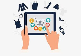 Online Shopping Icon PNG