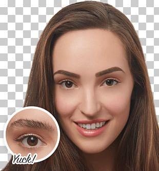Eyelash Extensions Eye Shadow Eye Liner Hair Coloring Eyebrow PNG