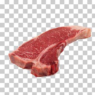 T-bone Steak Angus Cattle Ribs Strip Steak PNG
