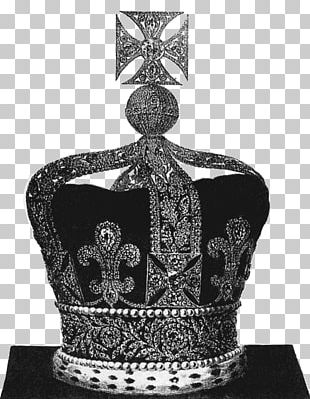 Crown Jewels Of The United Kingdom Coronation Crown Of George IV State Crown George IV State Diadem PNG