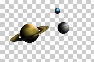 Saturn Planet PNG