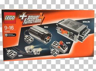 LEGO 8293 Power Functions Motor Set Lego Technic Toy Amazon.com PNG