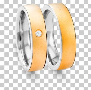 Wedding Ring Jewellery Platinum Silver PNG